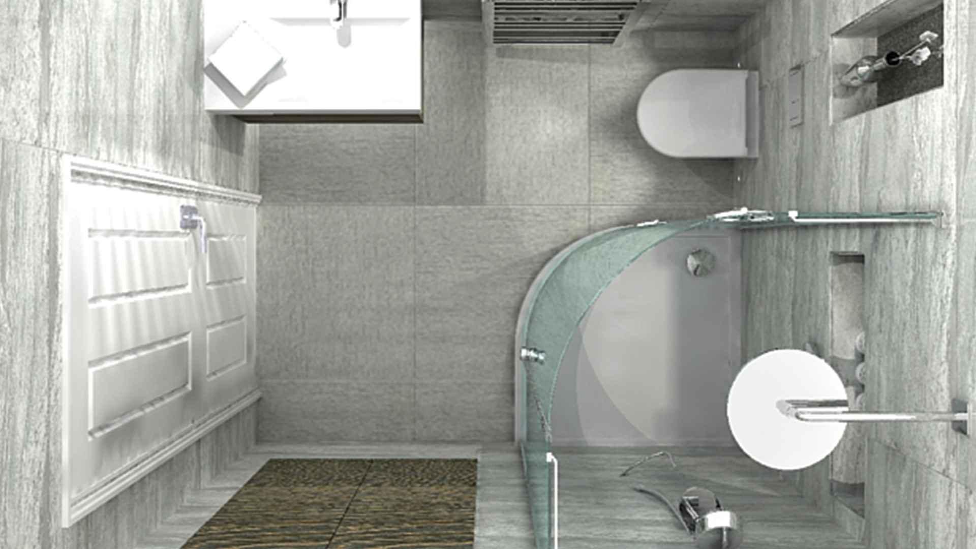 . En suite Shower Room  Harrogate   Bathroom Design Studio   Harrogate